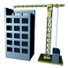 commercial construction services icon