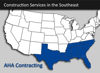 AHA Contracting | Construction Services Throughout the Southeast on construction text, construction jobs, construction drill rig, construction rules, construction booklet, construction symbols, construction notes, construction tools, construction thumbnail, construction rates, construction plans, construction hours, construction project information, construction guide, construction lead form, construction fact sheet, construction description, construction event flyer,